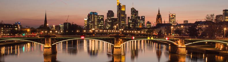 Frankfurtas nakti
