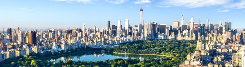 skrydziai i Niujorka