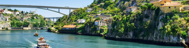 Lētas aviobiļetes uz Porto