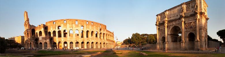 Lētas aviobiļetes uz Romu