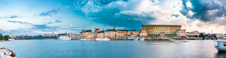 Lētas aviobiļetes uz Stokholmu