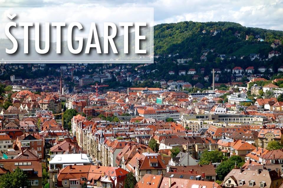 Lētas aviobiļetes uz Štutgarti / lētas biļetes Rīga - Štutgarte