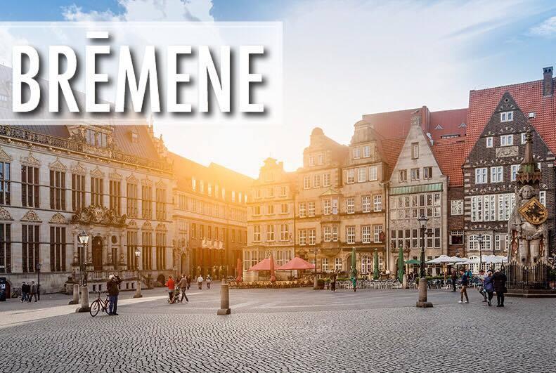 Lētas aviobiļetes uz Brēmeni / lētas biļetes Rīga - Brēmene tikai €35!