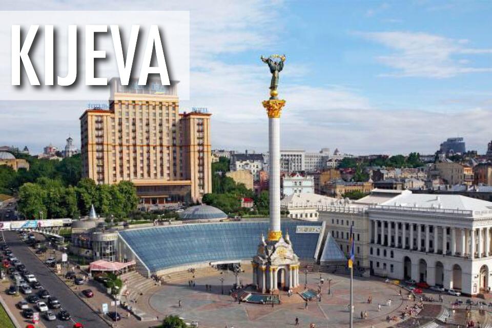 Aviobiļetes uz Kijevu / Zemas cenas tiešiem reisiem uz Kijevu