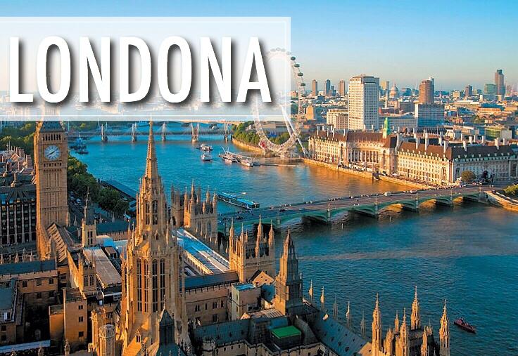 Lētas aviobiļetes uz Londonu / lētie lidojumi Rīga - Londona tikai €22!