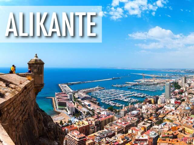 Alikante, Spānija - lētas aviobiļetes uz Alikanti no Latvijas un Lietuvas