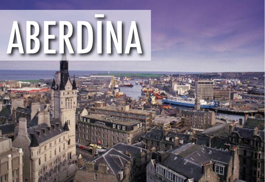 Rīga - Aberdīna / lētas aviobiļetes tiešiem reisiem uz Aberdīnu!