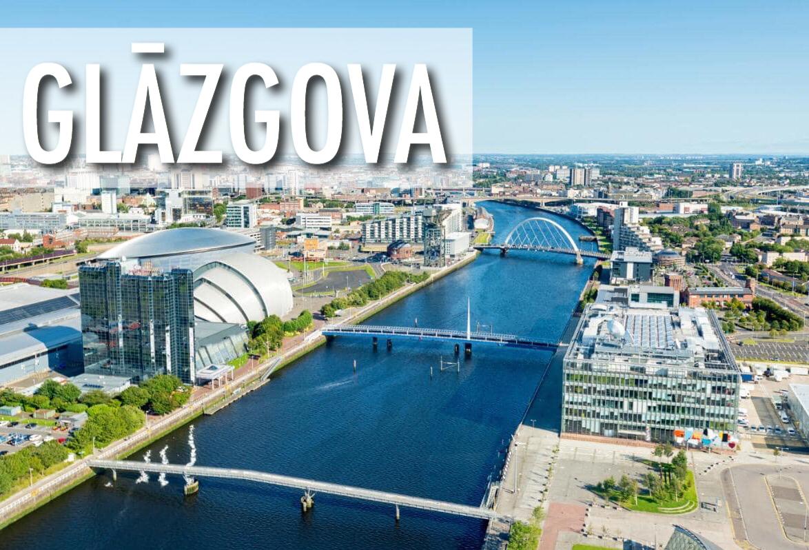 Glāzgova - tiešie reisi no Rīgas / lētas aviobiļetes uz Glāzgovu