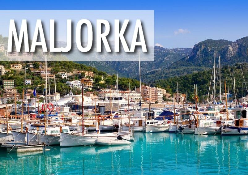 Palma de Maljorka, Spānija - lētas aviobiļetes uz Palmu no Ceļotlēti.lv