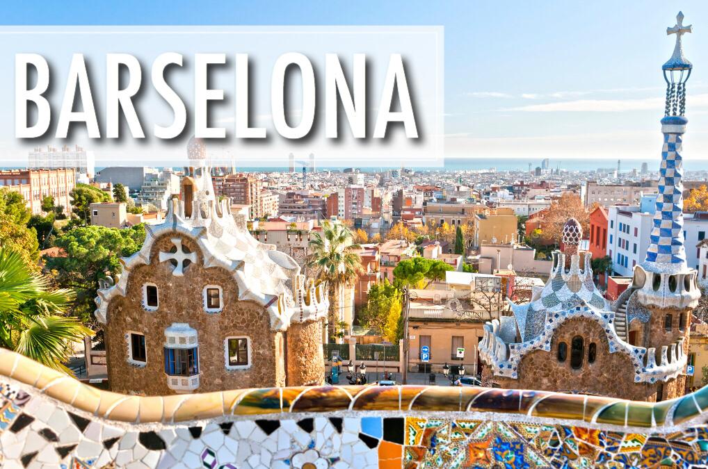 Lētas aviobiļetes uz Barselonu, Spāniju / biļetes Rīga - Barselona / biļetes Viļņa - Barselona sākot no €59!