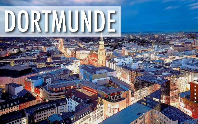 Lētas aviobiļetes uz Dortmundi / lētas biļetes Rīga - Dortmunde / Viļņa - Dortmunde