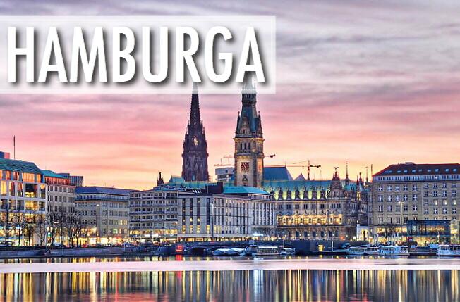 Lētie lidojumi uz Hamburgu / lētas aviobietes Rīga - Hamburga