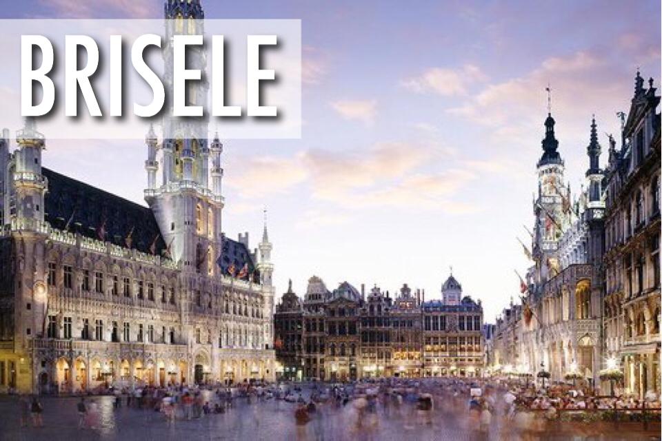 Aviobiļetes uz Briseli /  pievilcīgas cenas tiešiem reisiem Rīga - Brisele