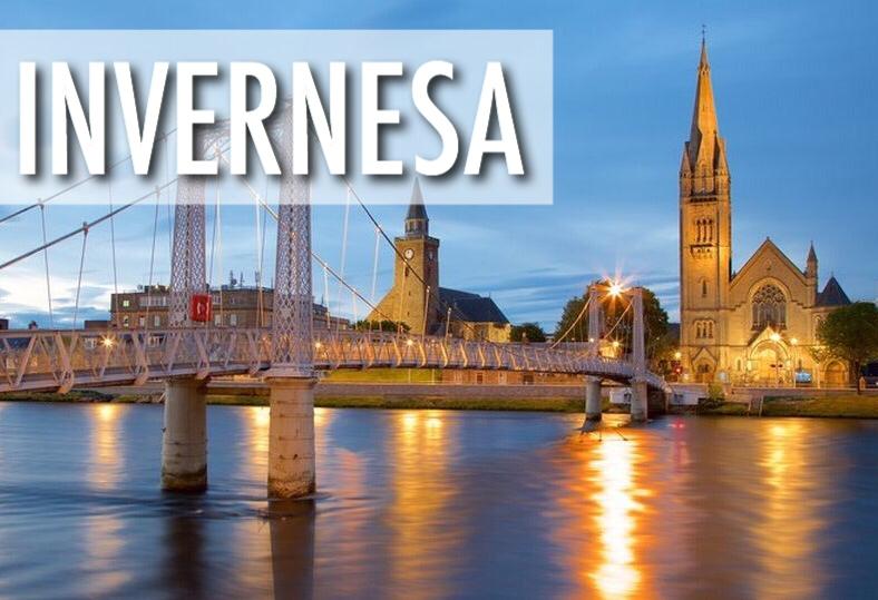 Invernesa - lētas aviobiļetes no Rīgas / pievilcīgas cenas uz Invernesu