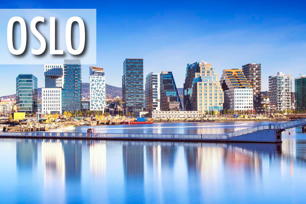 Lētas aviobiļetes uz Oslo / Tiešie reisi no Rīgas uz Oslo