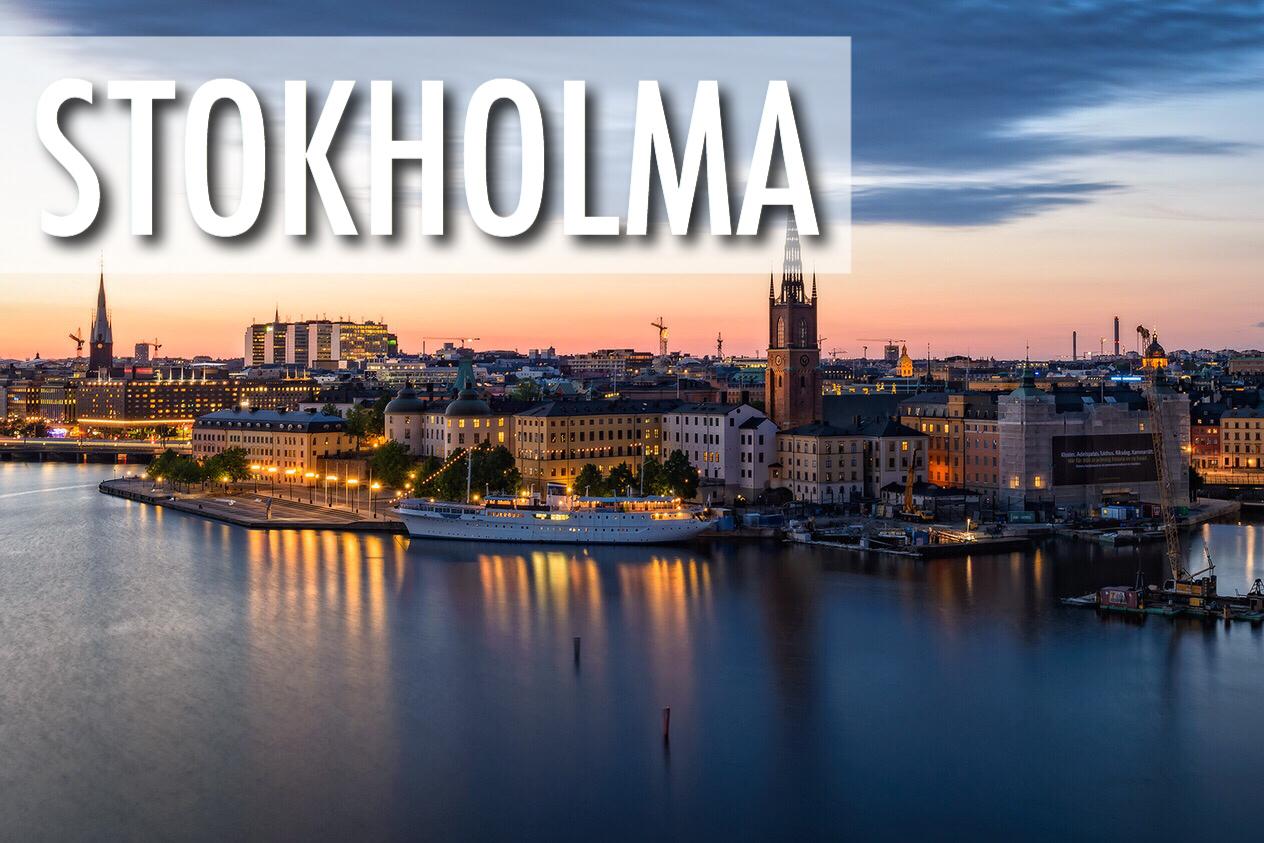 Aviobiļetes uz Stokholmu / Lētas biļetes uz Stokholmu no Rīgas