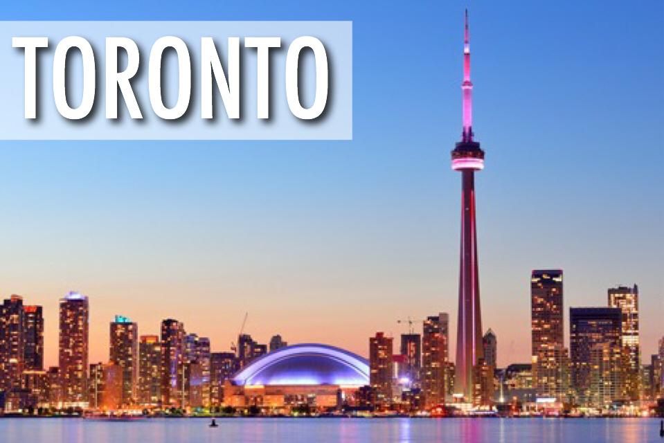 Aviobiļetes uz Toronto / Lētas aviobiletes no Rīgas uz Toronto