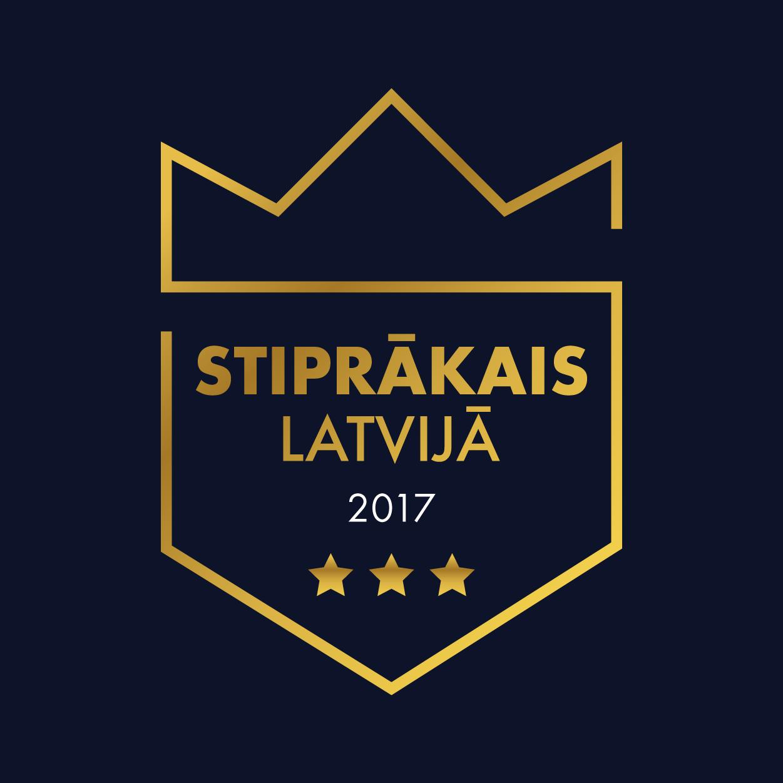 Stiprākais Latvijā 2017
