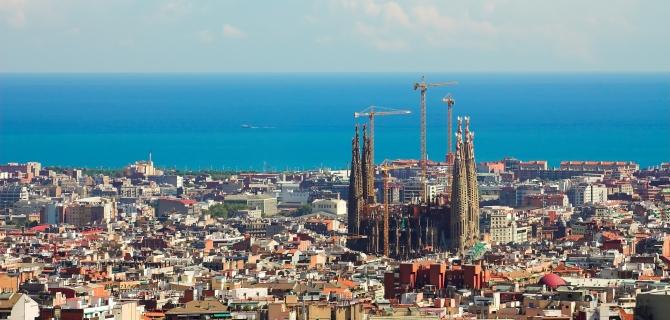 Savaitgalio kelionės į Barselona