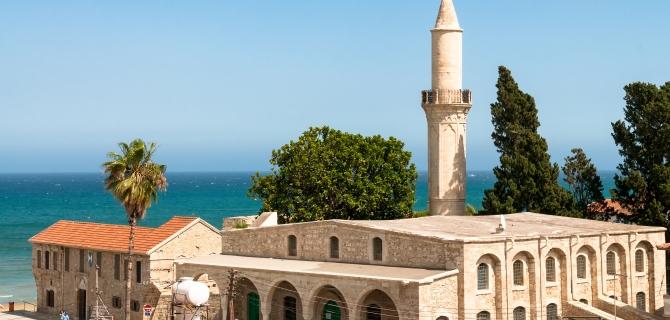 Kelionės į Larnaką