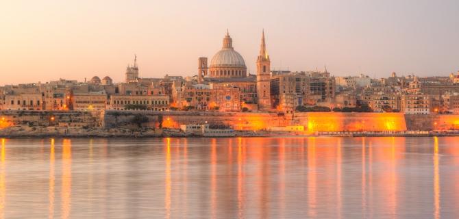 Kelionės į Maltą