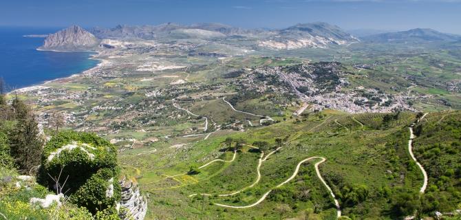 Kelionės į Sicilija