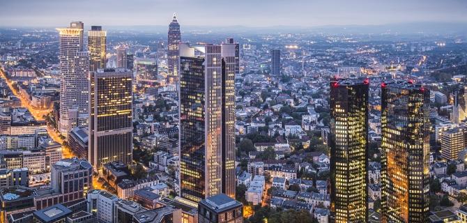 Savaitgalio kelionės į Frankfurtą