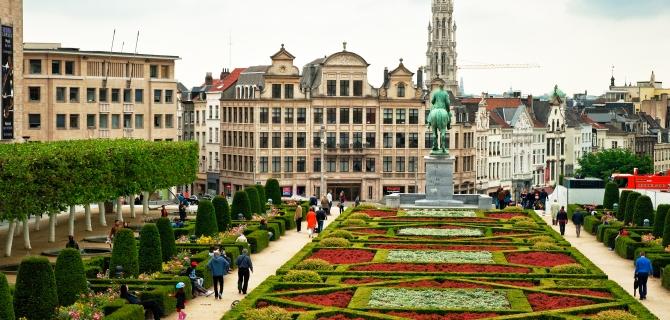 Savaitgalio kelionės į Briuselis