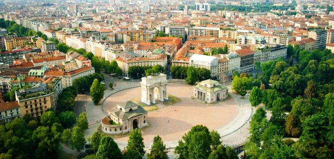 Savaitgalio kelionės į Milanas