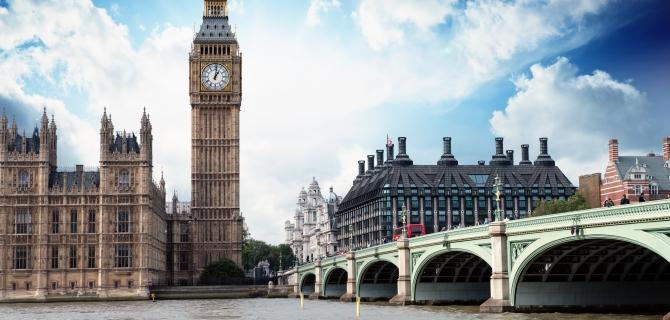 Savaitgalio kelionės į Londoną