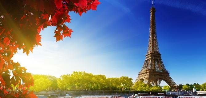 Savaitgalio kelionės į Paryžius