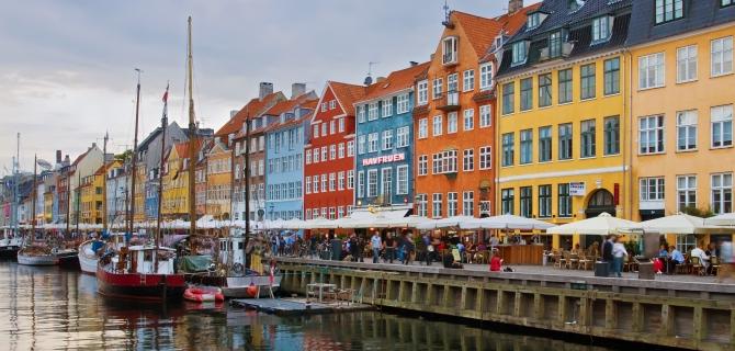 Savaitgalio kelionės į Kopenhagą