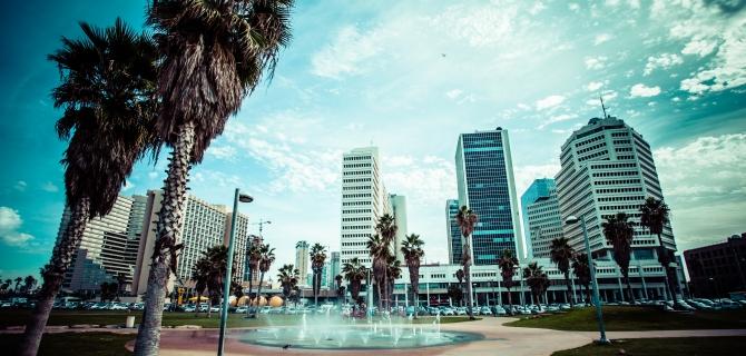 Savaitgalio kelionės į Tel Avivą