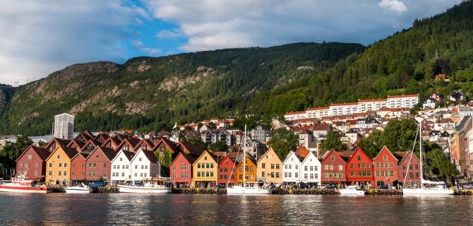 Savaitgalio kelionės į Bergeną